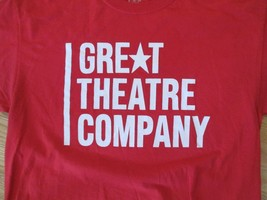 Great Theatre Company White Christmas 2013 T Shirt Size L - $1.99