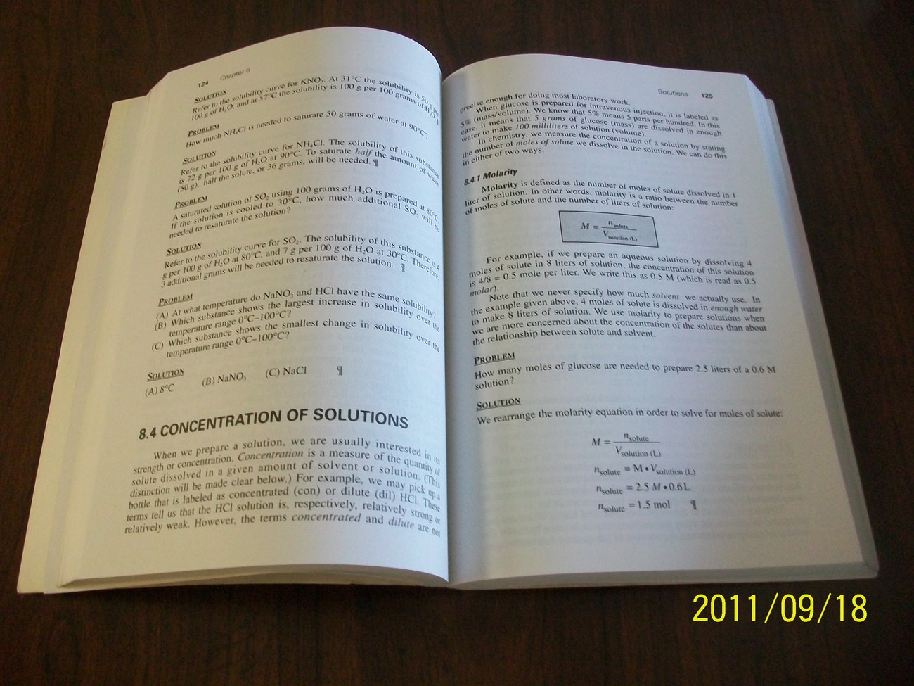 Let's Review Chemistry Barron's Review Course Albert Tarenda