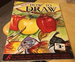 How To Draw New Edition Walter T. Foster image 1