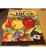 How To Draw New Edition Walter T. Foster - $7.69