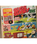 Bugs Bunny Book & Record LP- 3 funny stories - BR511- 1974 - $14.97