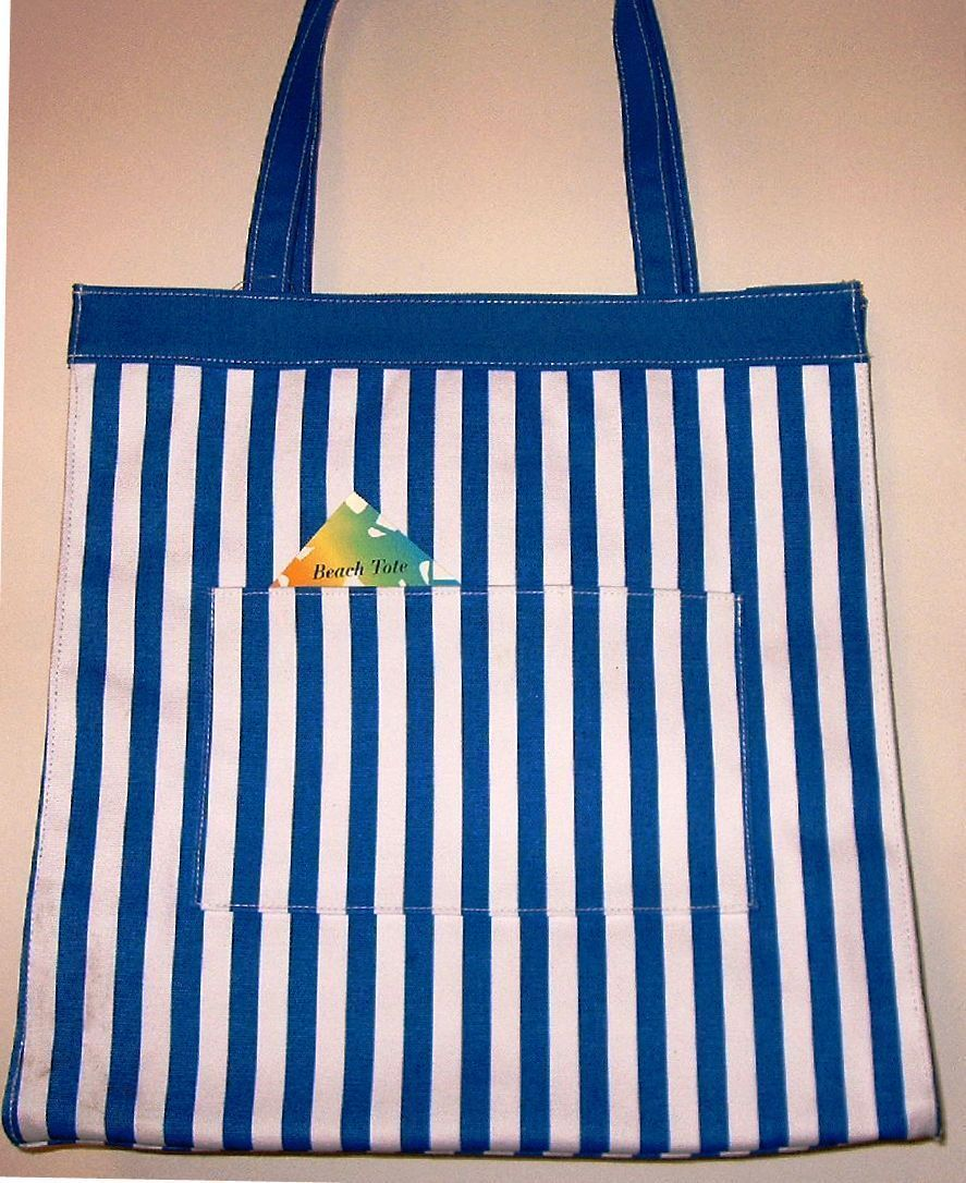 Bath   body shop bag canvas beach tote  004