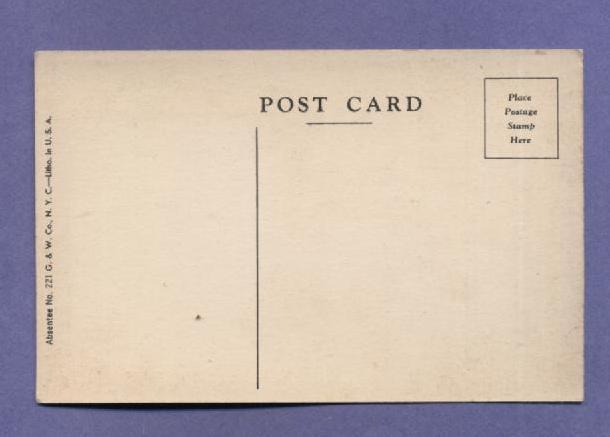 Lot 10 Vintage Postcards Come to Sunday School Church Unused