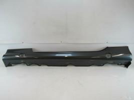 06 Mercedes R230 SL500 SL55 side skirt, rocker panel moulding, left 2306... - $130.89