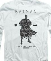 DC Comics Batman The Dark Knight Gotham City Superhero graphic T-shirt BM2618 image 3
