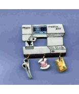 Ceramic Sewing Machine Pin  Pfaff 2124 Model Ha... - $14.95
