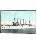 USS CHARLESTON  Bremerton Navy yard Washington 1.17 - $6.50