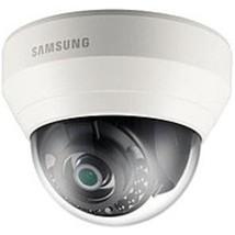 Samsung WiseNet Lite SND-L6013R 2 Megapixels Indoor IR Network Dome Came... - $151.59