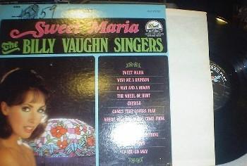 474 billy vaughn singers   sweet maria