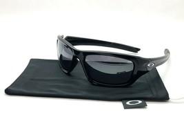 Oakley Ventil Sonnenbrille Oo9236-01 Poliert Schwarz Iridium Linse Neu Ovp - $77.63