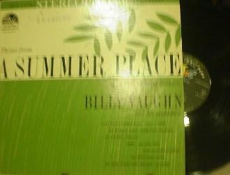 490 billy vaughn   a summer place