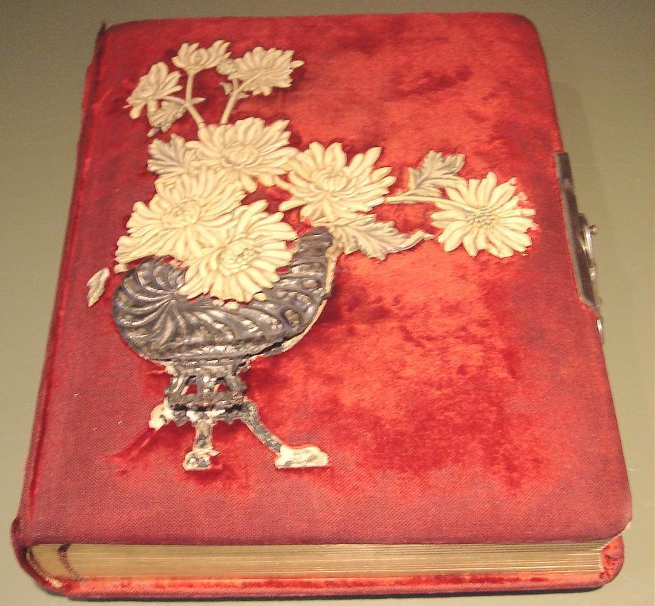 Outstanding Victorian Photograph Album