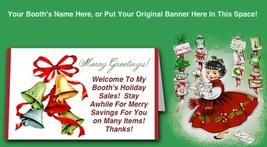 FREE Vintage Look Banners & Avatars,Winter Holidays/Christmas-Bonz Selle... - $0.00