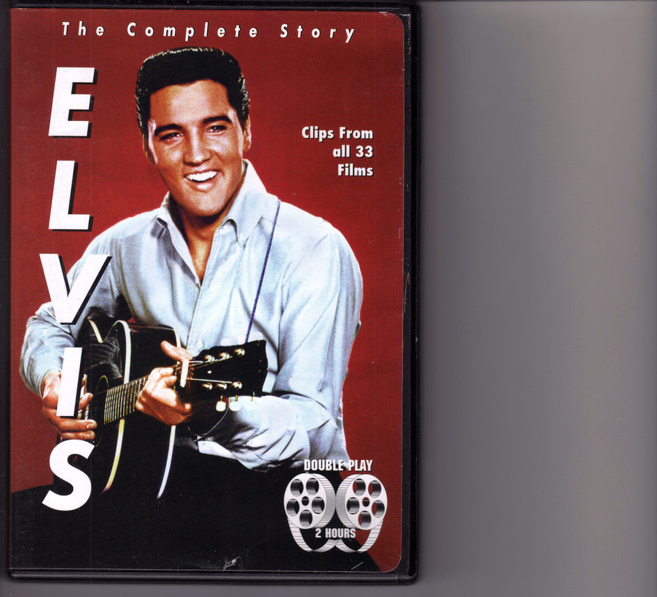 Elvis clips dvd