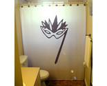 Mardi gras mask shower curtain  65 thumb155 crop