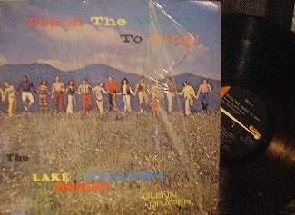 The Lake Junaluska Singers - Teach the World to Sing - Century Records 40972