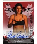 Leaf MMA Gina Conviction Carano Autograph Auto Haywire Movie Strikeforce... - $50.00