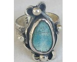 Pressed eilat stone ring thumb155 crop