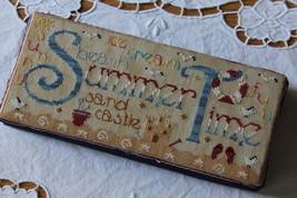 Summer Time cross stitch chart New York Dreamer - $7.20