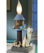 Bluebird And Cat Outdoor Lighting - $19.80