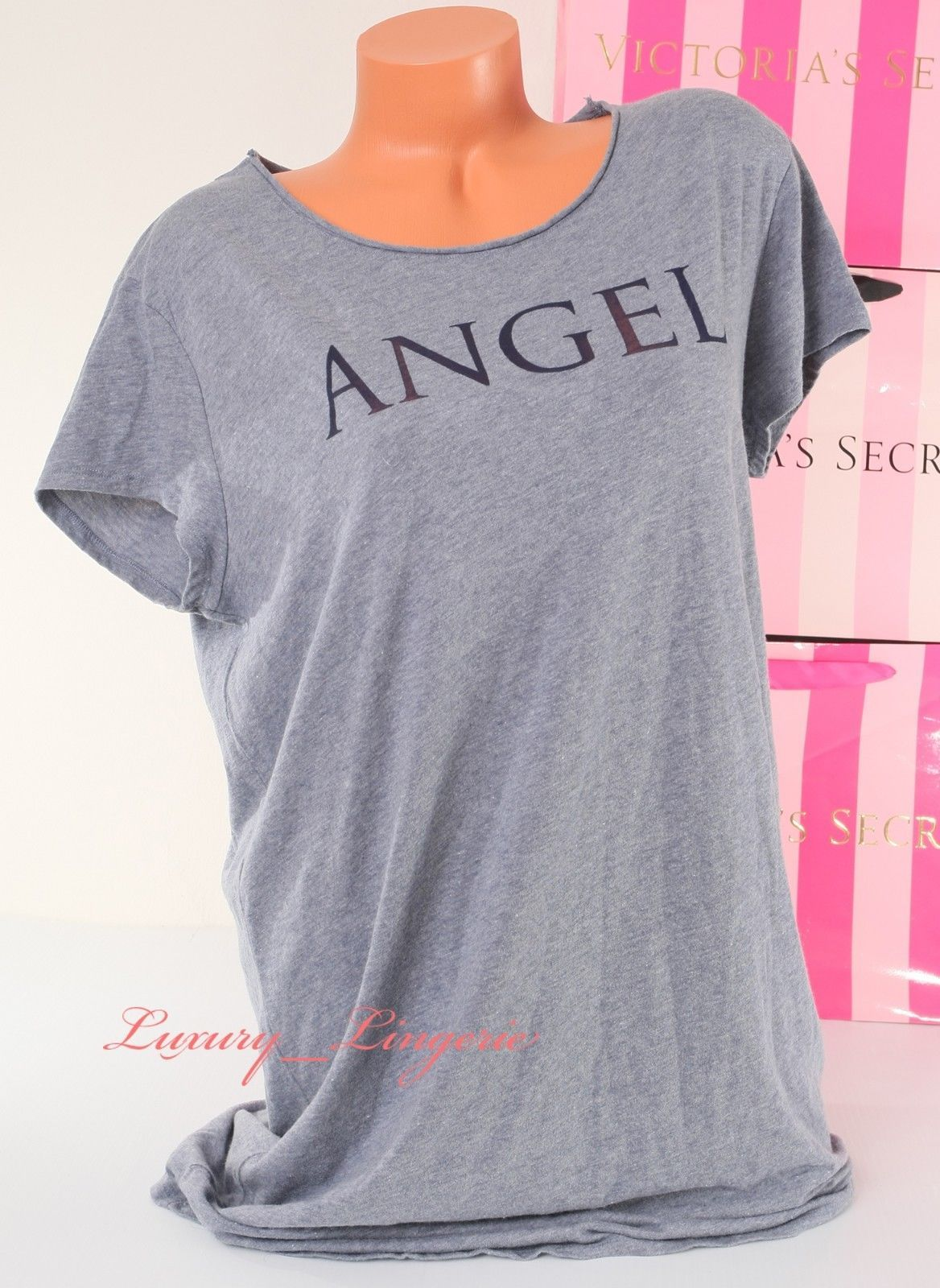 bbdcc1bce89b8 VS Victoria's Secret Sleepshirt Sheer Angel and 50 similar items