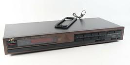 Vintage JVC T-GX2 FM/AM Synthesizer Stereo Tuner w/ Antenna - $25.19