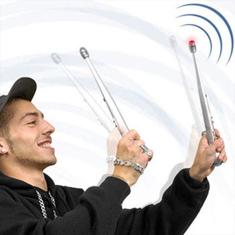 Electronic Drumsticks Rhythm Sticks Music Instruments
