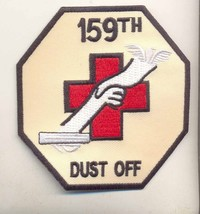 Us Army 159TH Dust Off 159th Med. Det.Ha Patch New!!! - $11.87