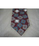 Tabasco Silk Neck Tie Louisiana Cajun Necktie Man  - $13.00