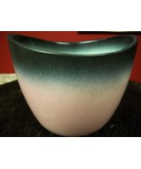 Stunning Pink/Black U.S.A. Deco Pottery In Mint... - $23.00