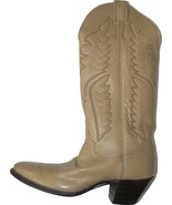 NEW vintage JUSTIN Jessica Cowboy Western Boots... - $99.99
