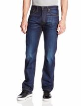 NEW LEVI'S STRAUSS 505 MEN'S ORIGINAL STRAIGHT LEG SHOESTRING JEANS 505-1136