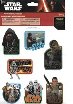 7-Piece Star Wars Repositionable Peel and Stick Decals