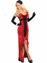 Women's Adult Sexy 20s 30s Jazz Club Singer Entertainer Costume Dress On... - $16.82