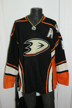 Reebok Ccm Nhl Anaheim Ducks Selanne #8 Jersey Size 52 - $124.99