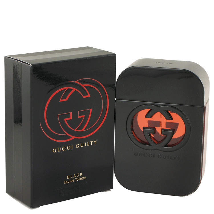 Primary image for Guilty Black by Gucci Eau De Toilette  2.5 oz, Women