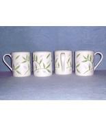 Corning Corningware Essence 4 Stoneware Coffee Mugs - $12.99