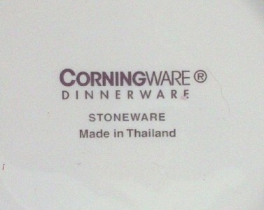 Corning Corningware Essence 4 Stoneware Coffee Mugs