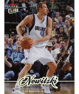 2007-08 Fleer Ultra Dirk Nowitzki Dallas Mavericks - $2.25