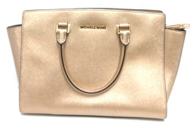 Michael kors Purse Selma saffiano satchel - $199.00