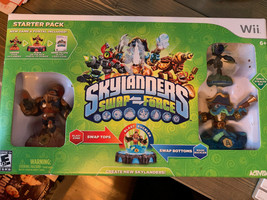 Skylanders Swap Force Starter Pack Video Game Nintendo Wii (GAME + PORTAL) - $19.75