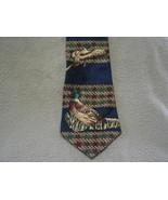 Field Wear Phesant Silk Neck Tie Necktie Man - $9.99