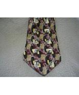 Hunting Horn J Riggings Abstract Neck Tie Necktie Man - $9.99