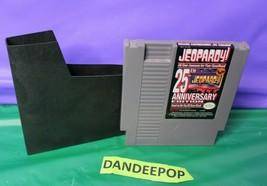 Jeopardy -- 25th Anniversary Edition (Nintendo Entertainment System, 1990) - $8.90