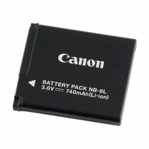 Genuine Canon NB-8L 4267B001 Battery for A2200 A3000 A3100 A3150 A3200 A... - $17.95