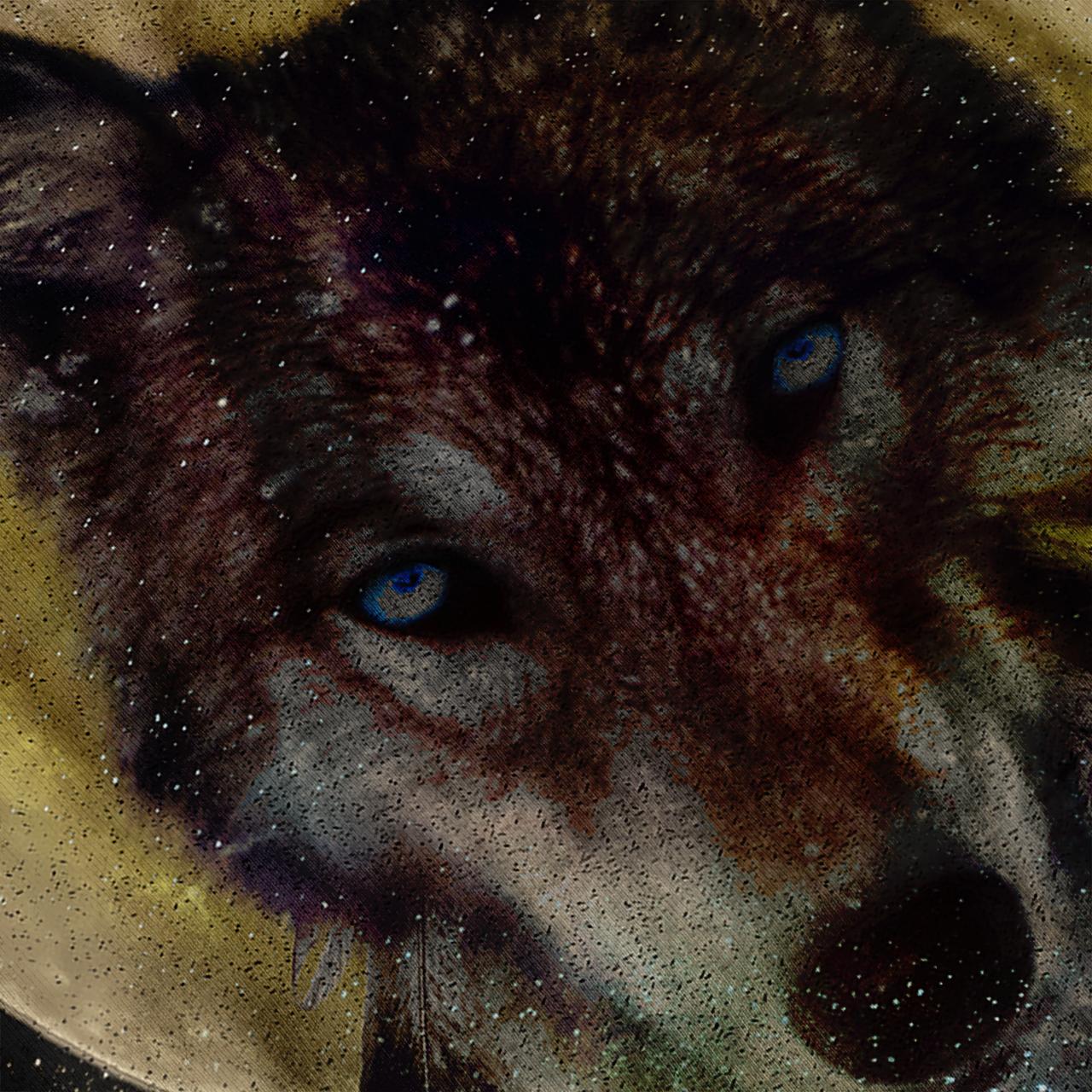 Wolf Dream Catcher Sweatshirt Hoody Wild Tribal Men Hoodie