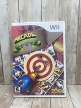 Arcade Shooting Gallery With Manual Nintendo Wii 2009 Fast Shipping - $9.75