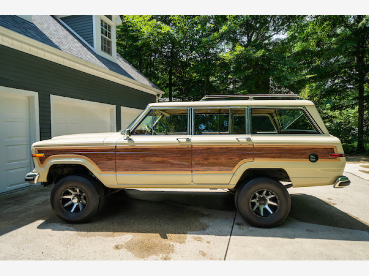 1984 Jeep Grand Wagoneer For Sale In Lewis Center, OH 43035