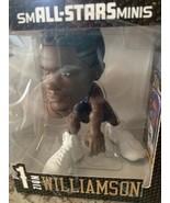 2021 NBA Small Stars 6-Inch Mini Zion Williamson New Orleans Pelicans *NEW* - $29.09