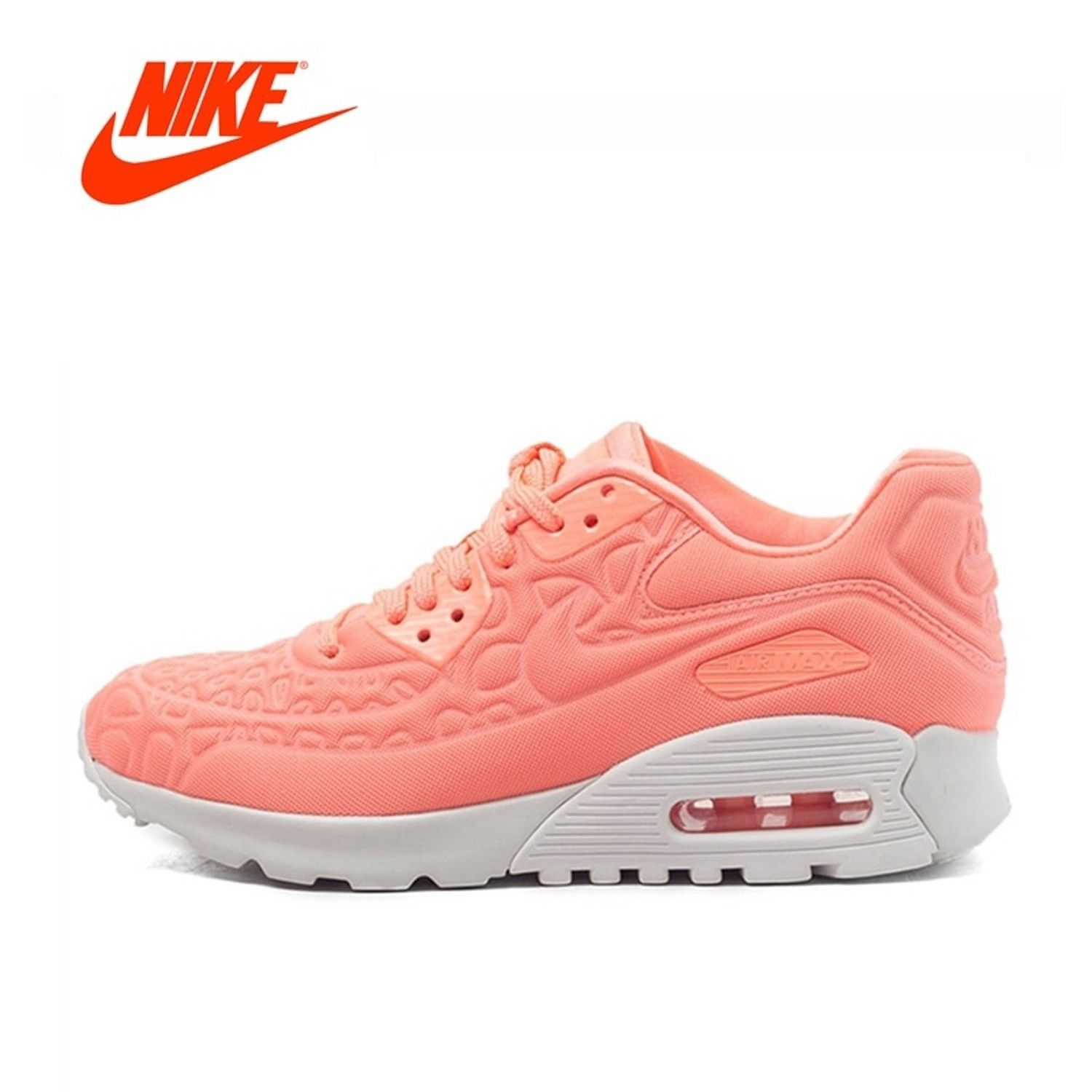 big sale f4285 e2bc5 S l1600. S l1600. Previous. NIKE AIR MAX 90 LX 898512-600 Original  Authentic Women s Running Sports Shoes